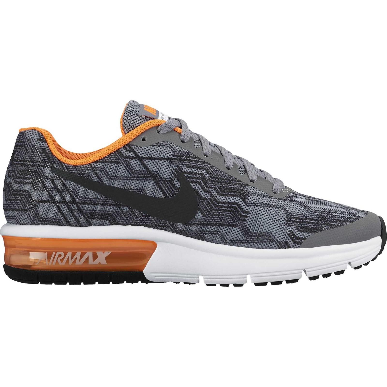 Dětské boty Nike AIR MAX SEQUENT PRINT (GS)  8b963433d68