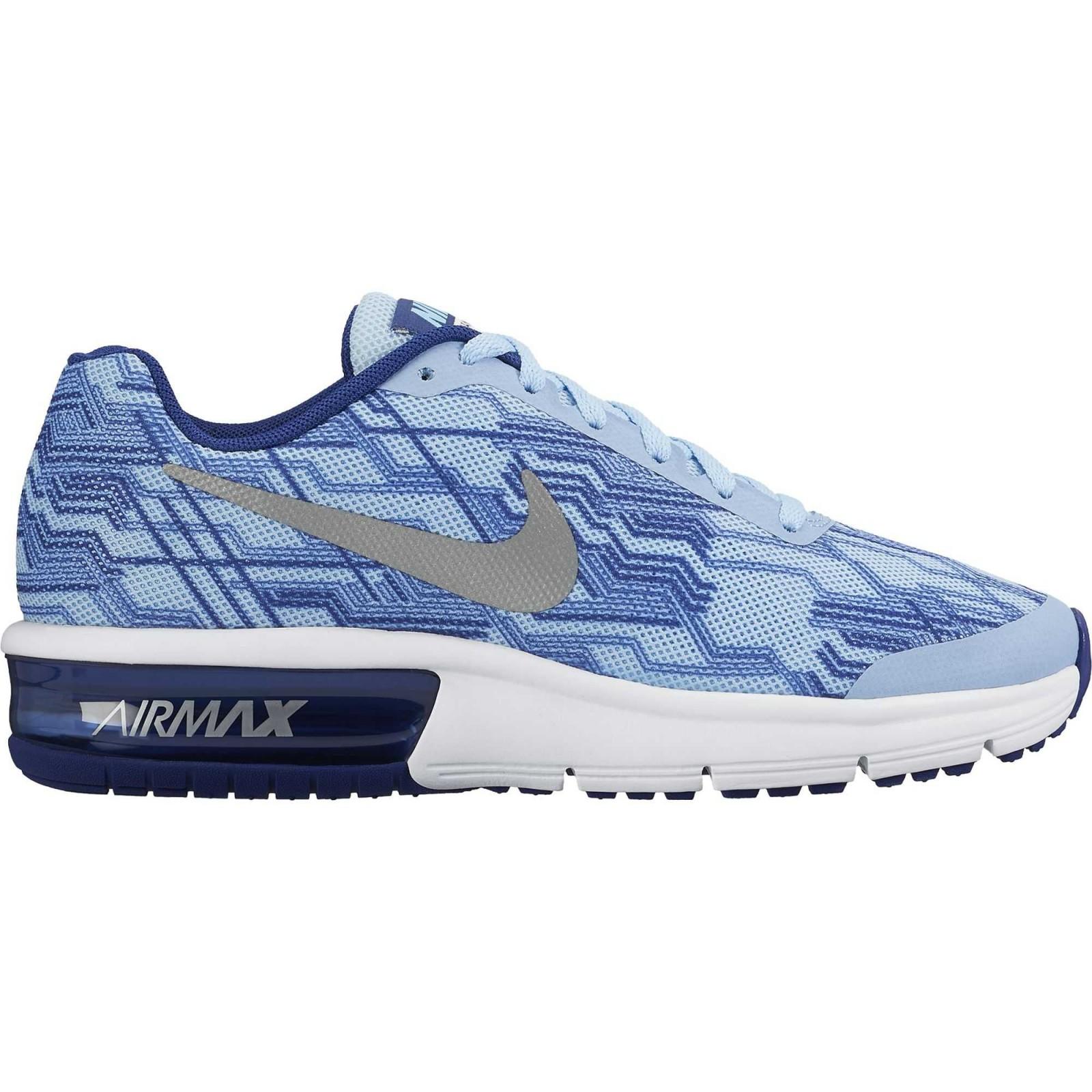 Dětské boty Nike AIR MAX SEQUENT PRINT (GS)  08be58d0a4