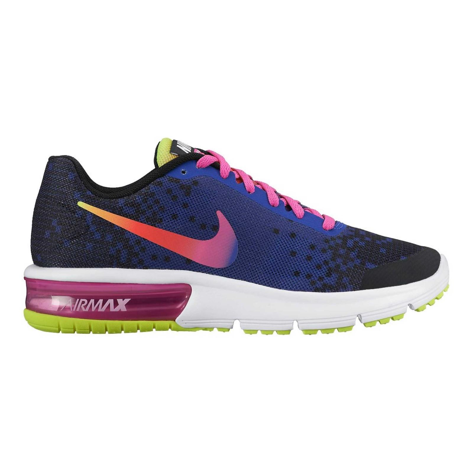 9e2568dd3 Dětské boty Nike AIR MAX SEQUENT PRINT (GS)   D-Sport