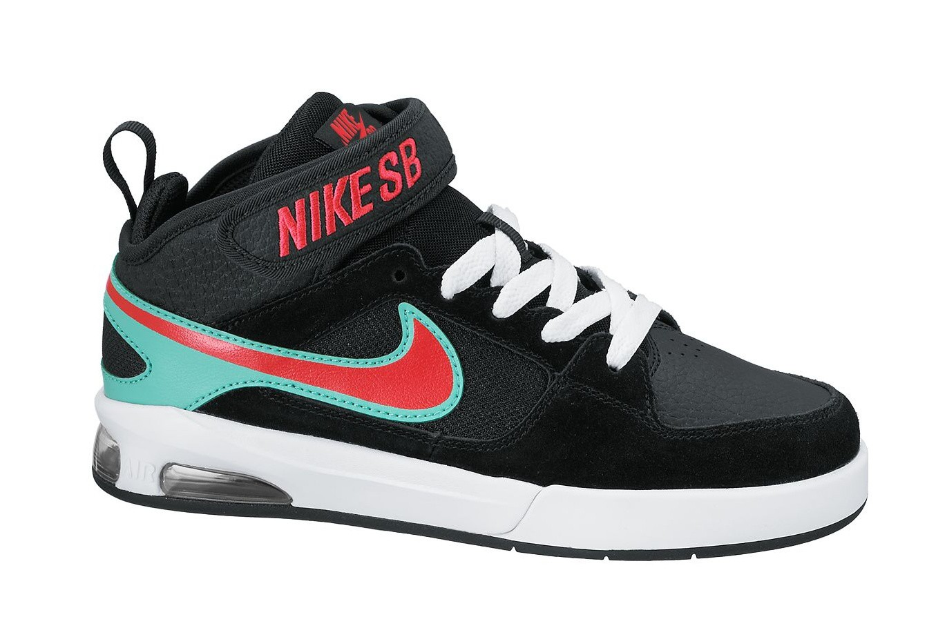 Dětské boty Nike AIR SHADOW MID (GS)  cbb0812cb4f