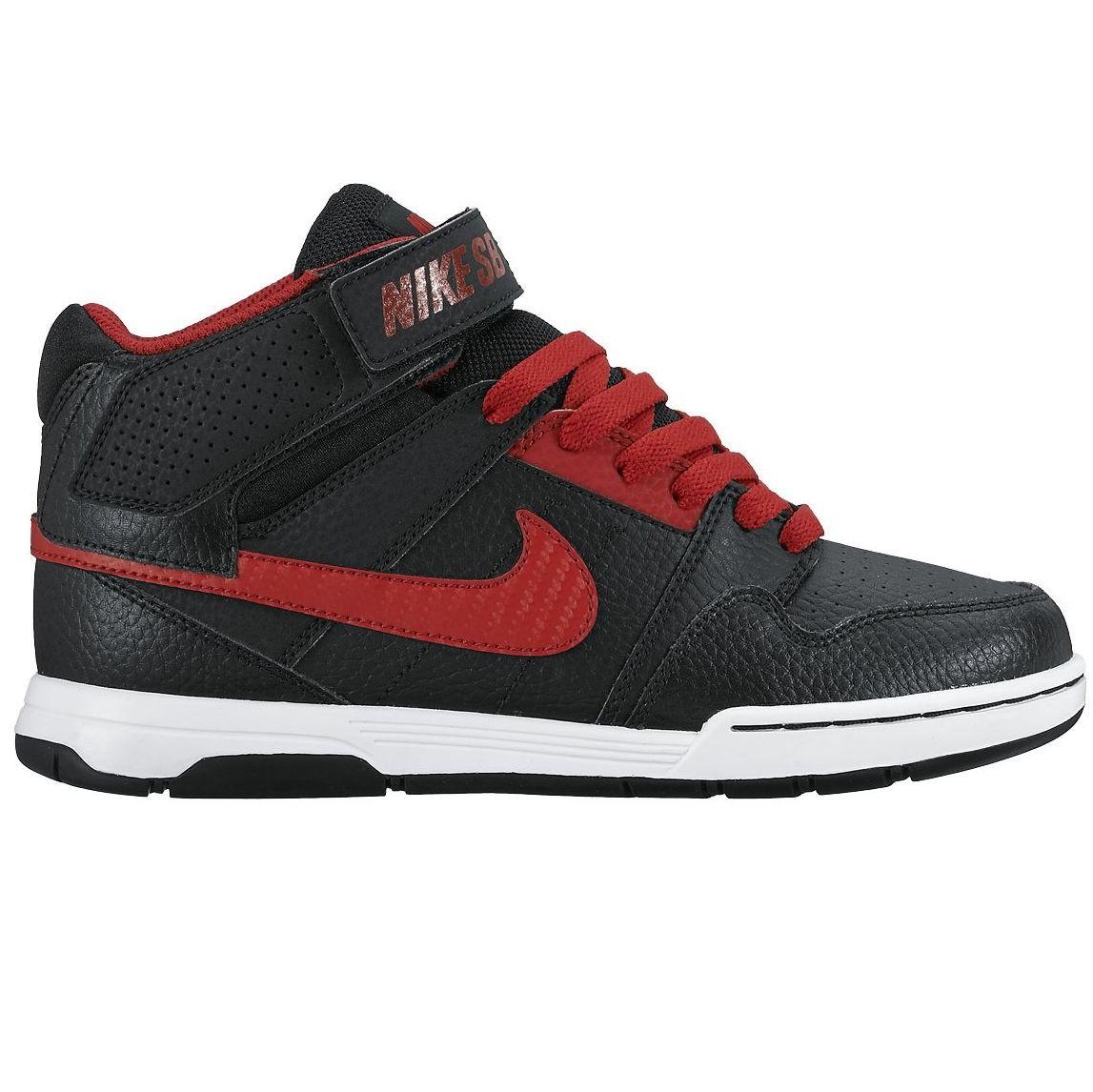 Dětské boty Nike MOGAN MID 2 JR B  677e245f2d