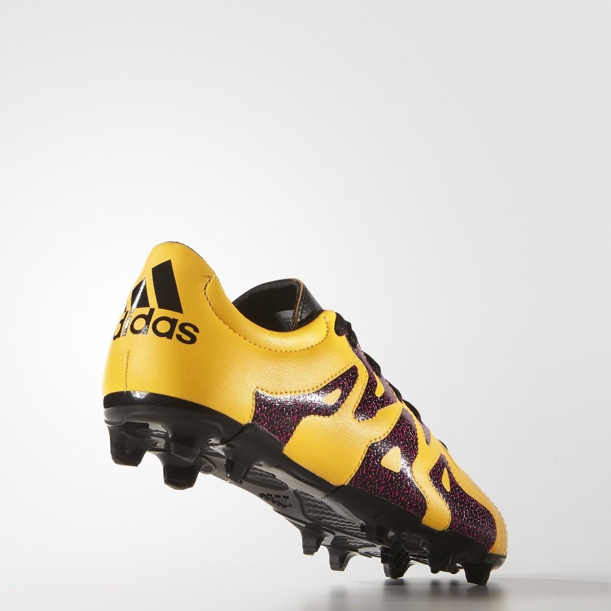 90b54b476794f Dětské kopačky adidas X 15.3 FG/AG J Leather | D-Sport