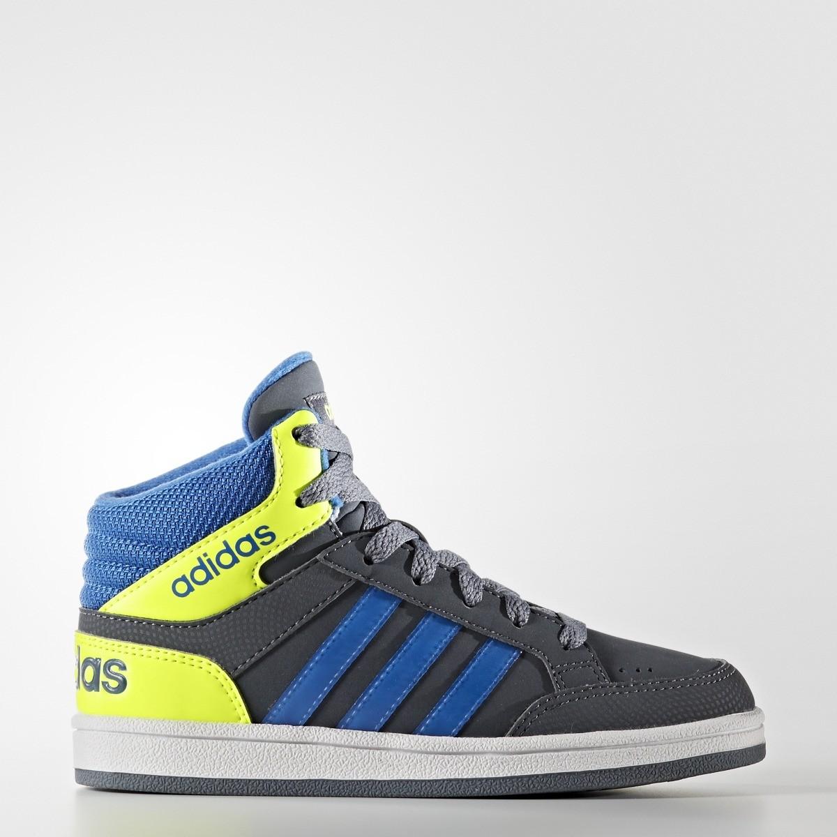 bc48b2225ff Dětské tenisky adidas HOOPS LIGHT MID K