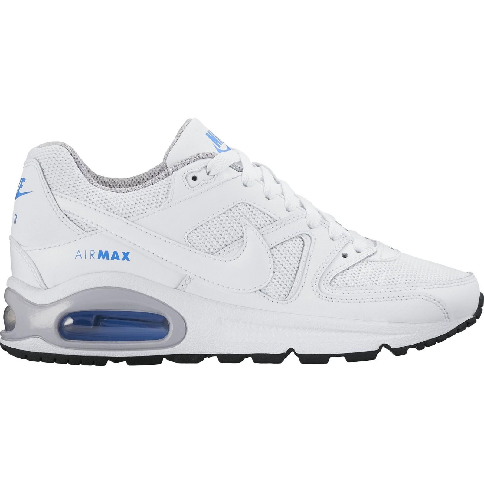 Dětské tenisky Nike AIR MAX COMMAND (GS) bílé  75d52be1104