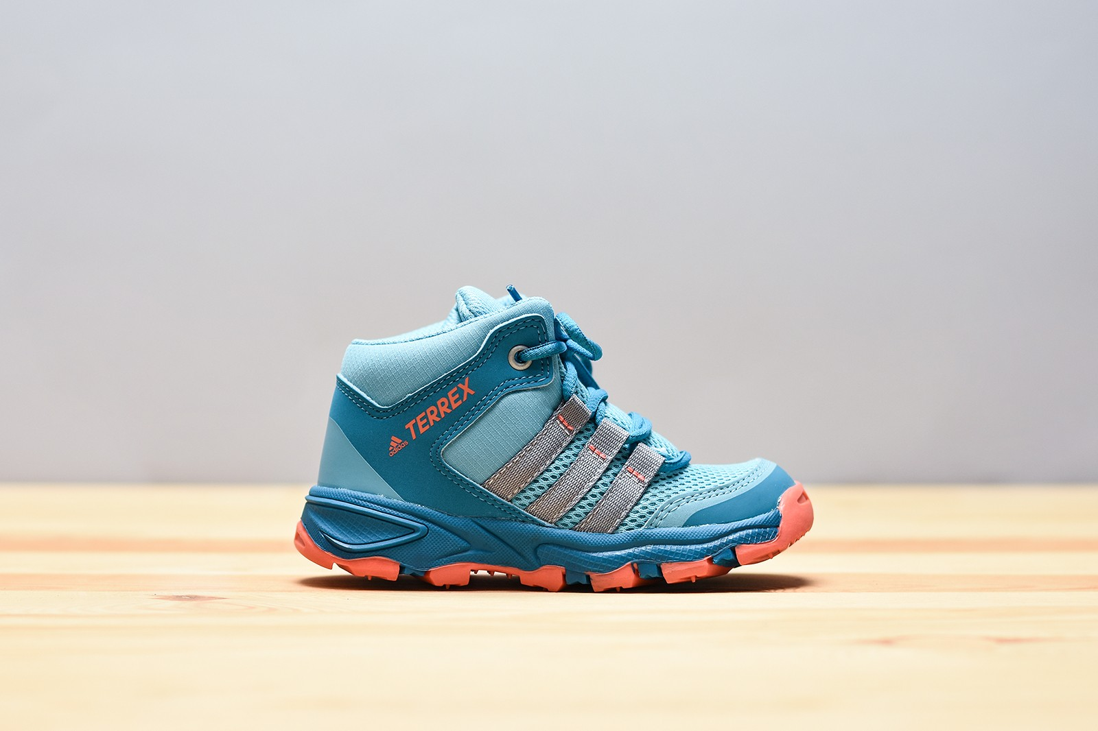 Dětské trekové boty adidas Performance AX2 MID I  f33741c5d7