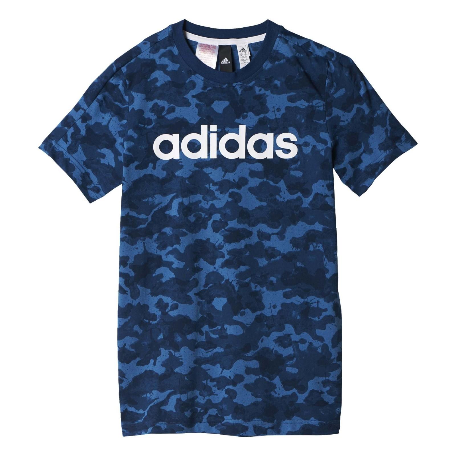 Dětské tričko adidas Performance YB LIN TEE  077289ca2dd