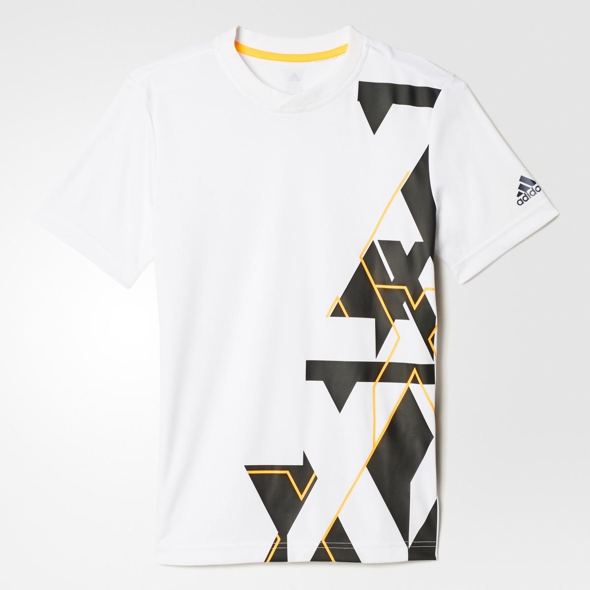Dětské tričko adidas YB LR T TEE  6ac6fe92386