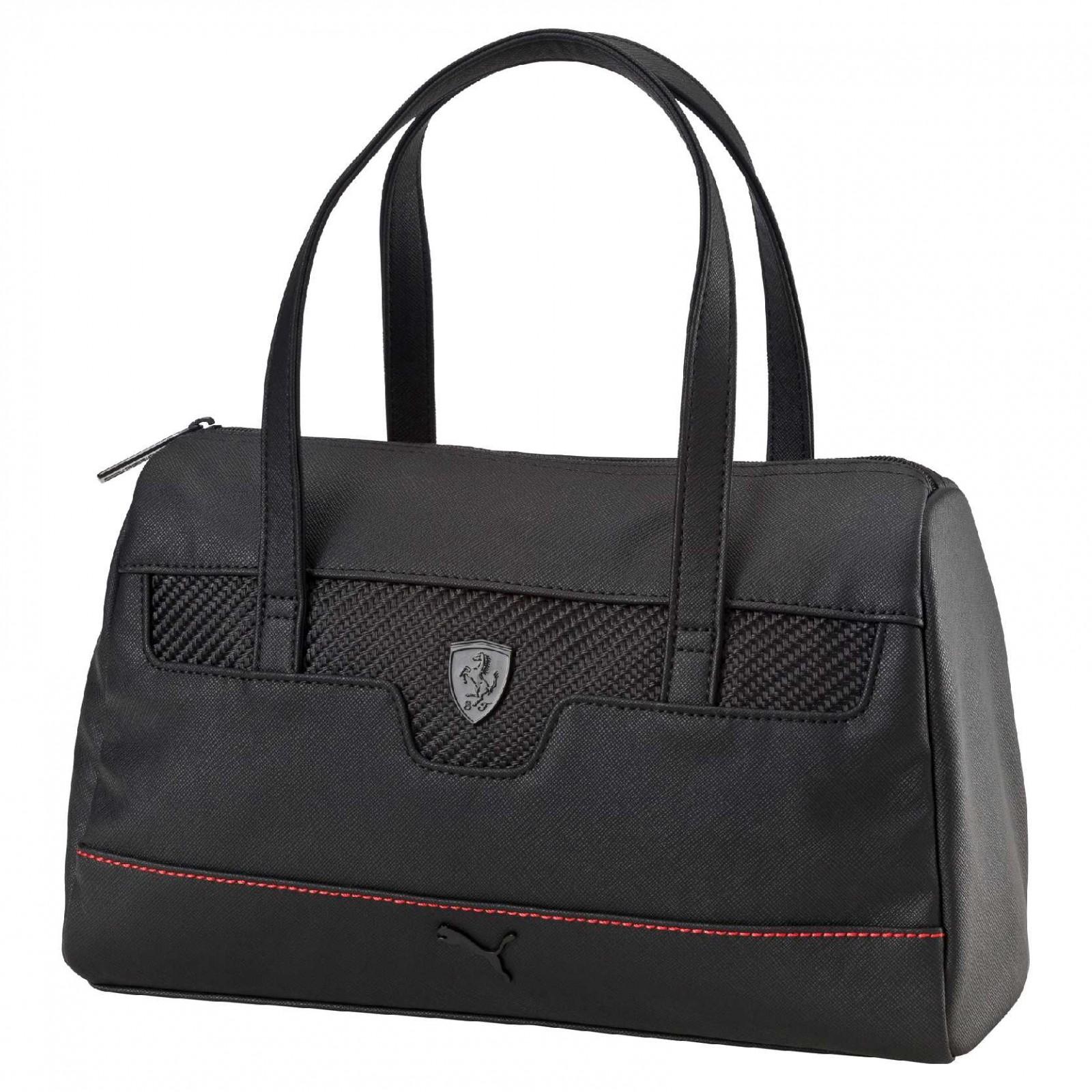Ferrari Ls Handbag Puma Black D Sport