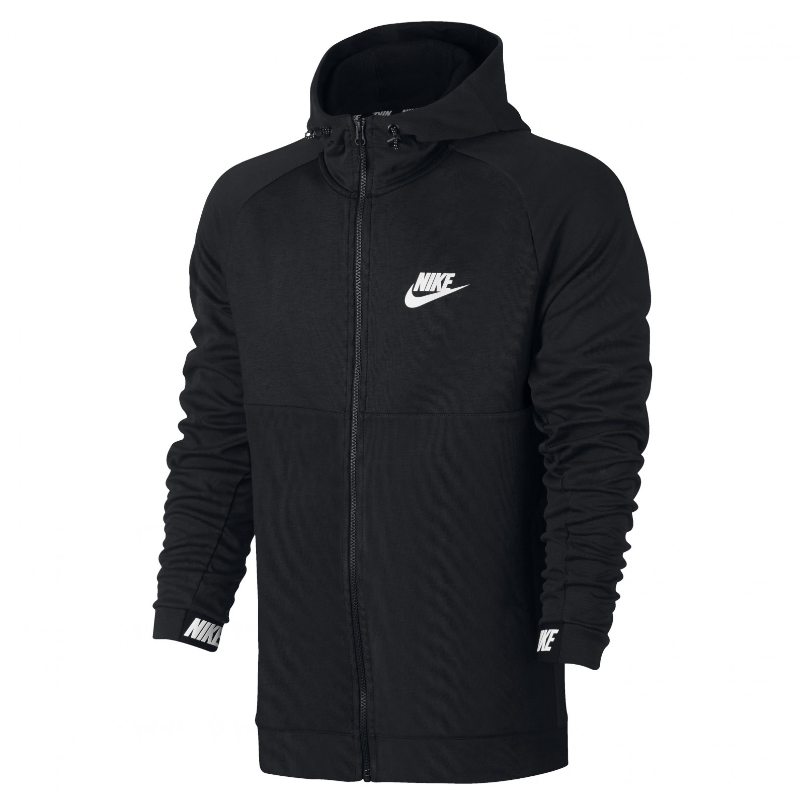 Pánská Mikina Nike M NSW AV15 HOODIE FZ FLC  b5b067ec4d