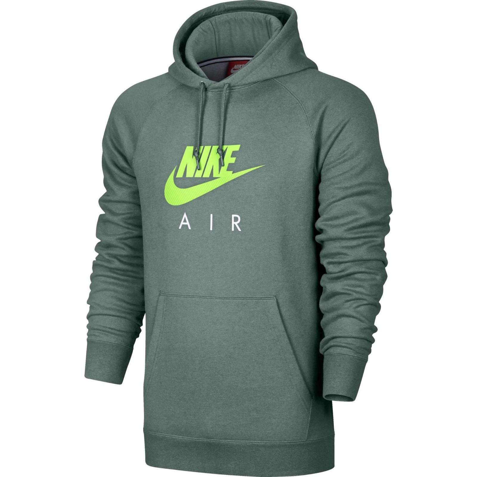 4ac8f7ee1e03 Pánská mikina Nike M NSW HOODIE PO FLC AIR HRTG