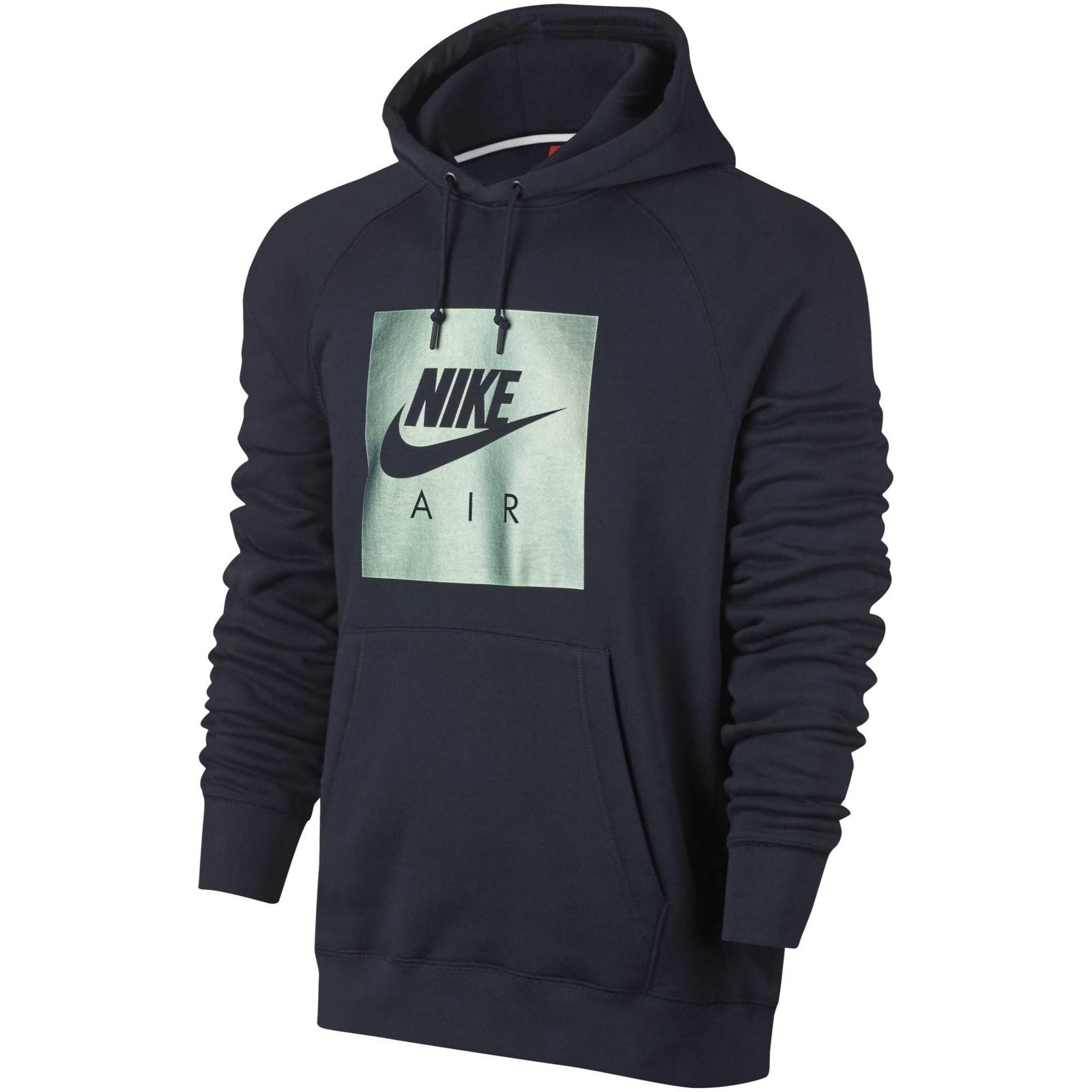 8bf196ae0 Pánská mikina Nike M NSW HOODIE PO FLC AIR HRTG   D-Sport