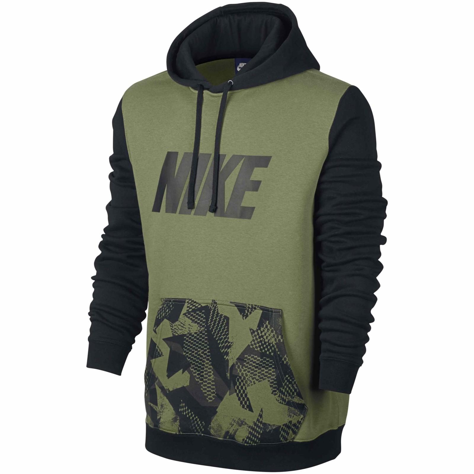 Pánská mikina Nike M NSW HOODIE PO FLC SP | D-Sport