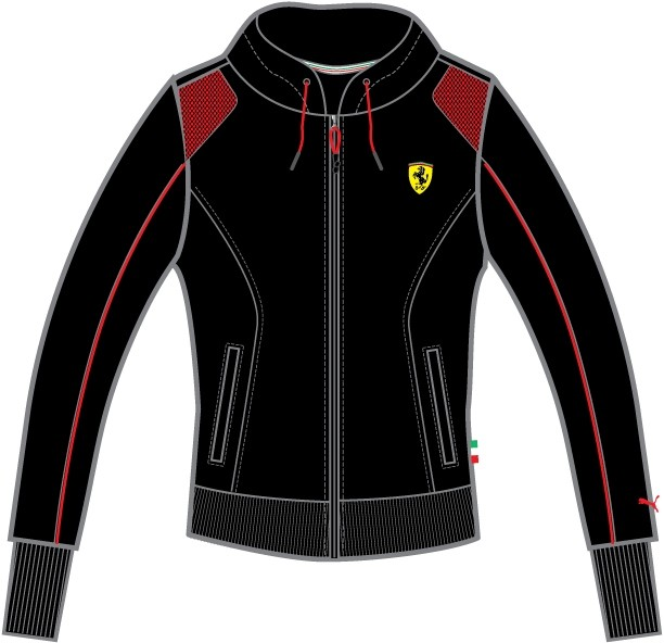 Pánská mikina Puma SF Sweat Jacket black  90b46b606b1