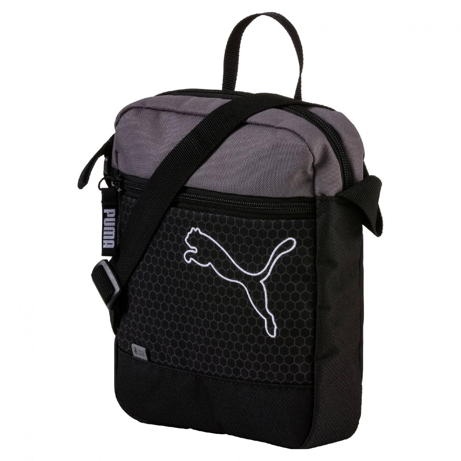 63938c7984 Pánská taška Puma Echo Portable Black-