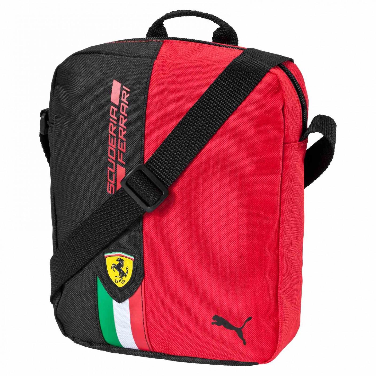 68833c8117 Pánská taška Puma Ferrari Ferrari Fanwear Portable Rosso | D-Sport