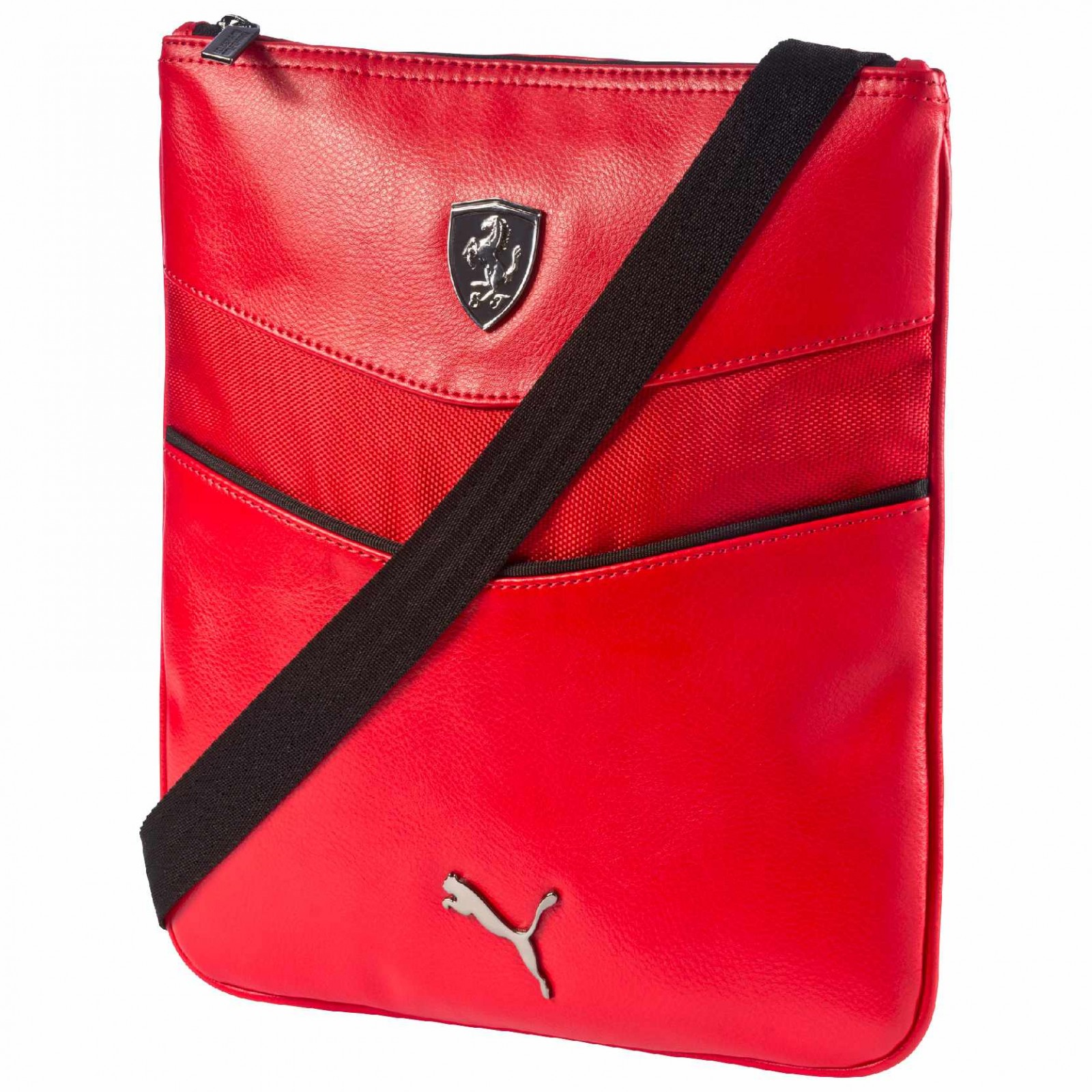 dfc6aecdc403 Pánská taška Puma Ferrari Ferrari LS Tablet Bag rosso co