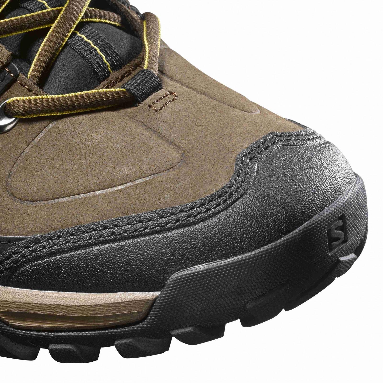Pánská treková obuv Salomon EVASION LTR ABSOLUTE BROWN-X B  af9b367f13