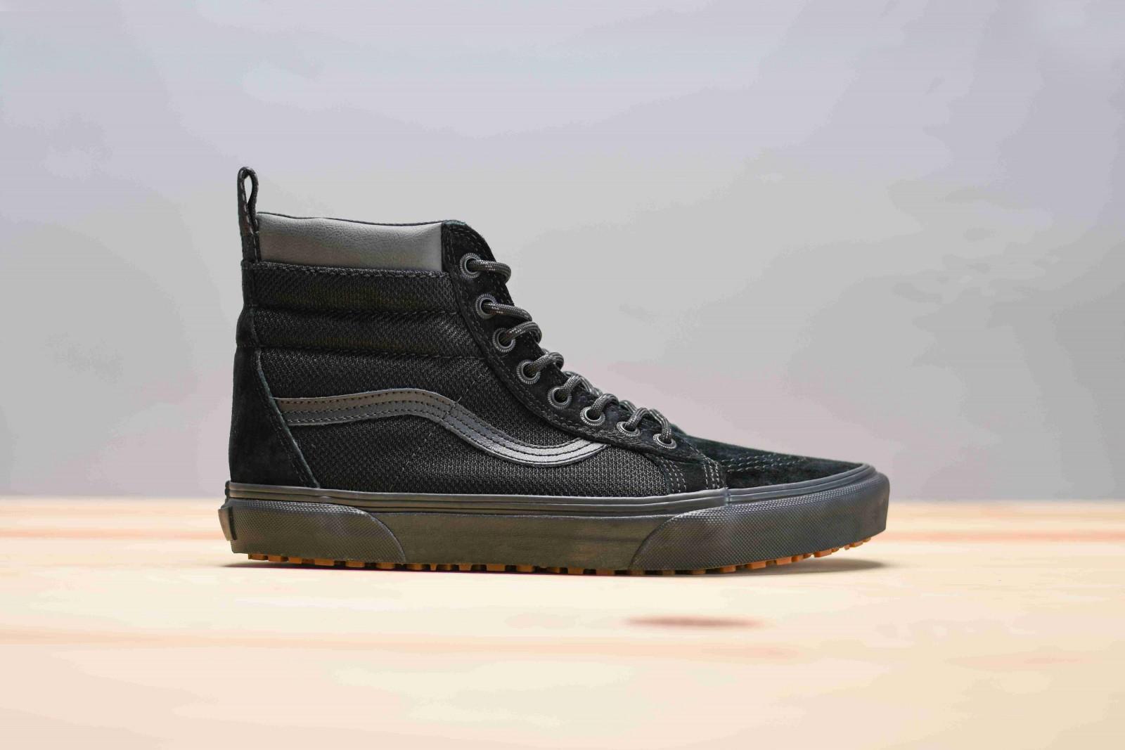 Pánská Zimní obuv Vans UA SK8-HI MTE (MTE) BLACK   5846cfc696