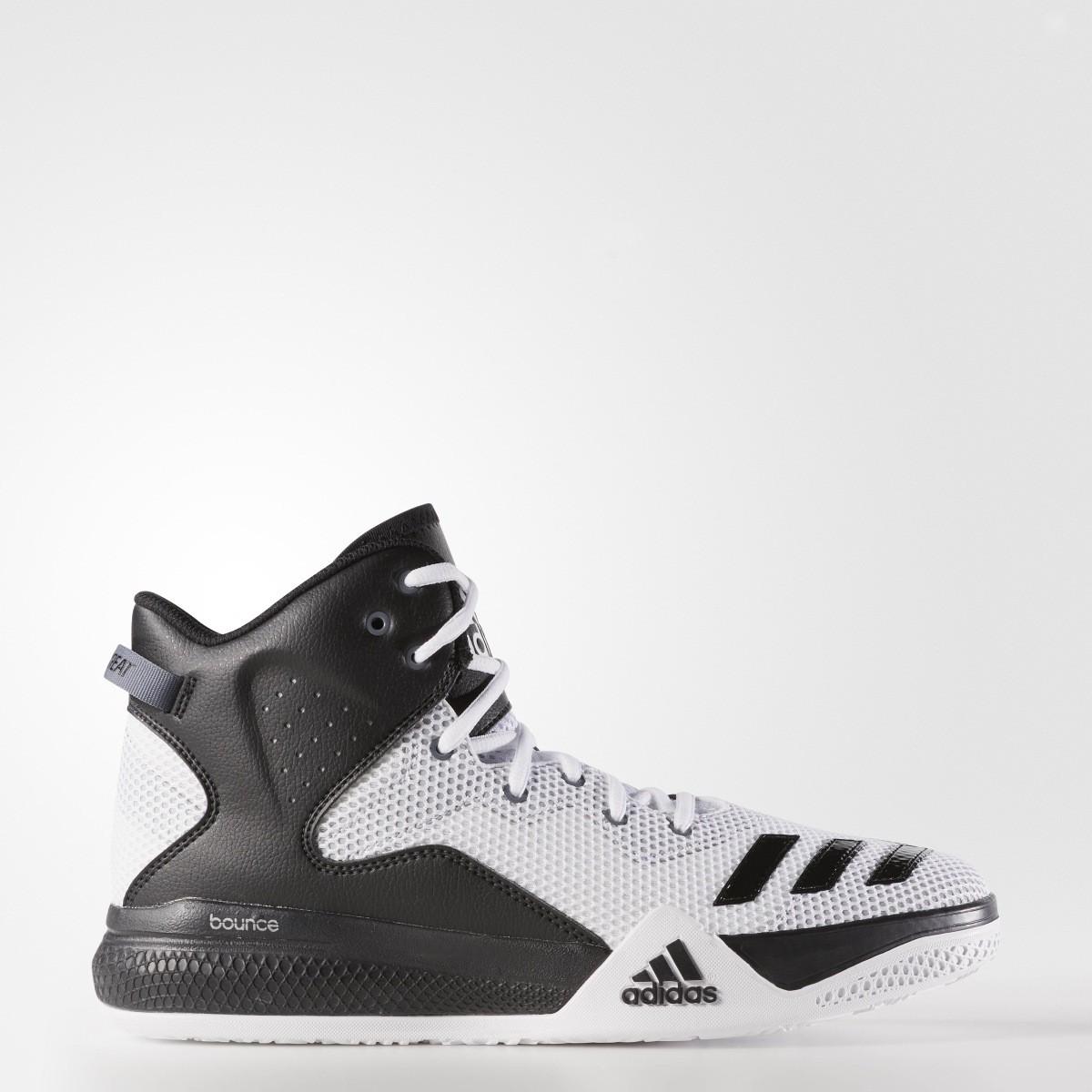 12dd2e90fc6 Pánské basketbalové boty adidas Performance DT BBall Mid