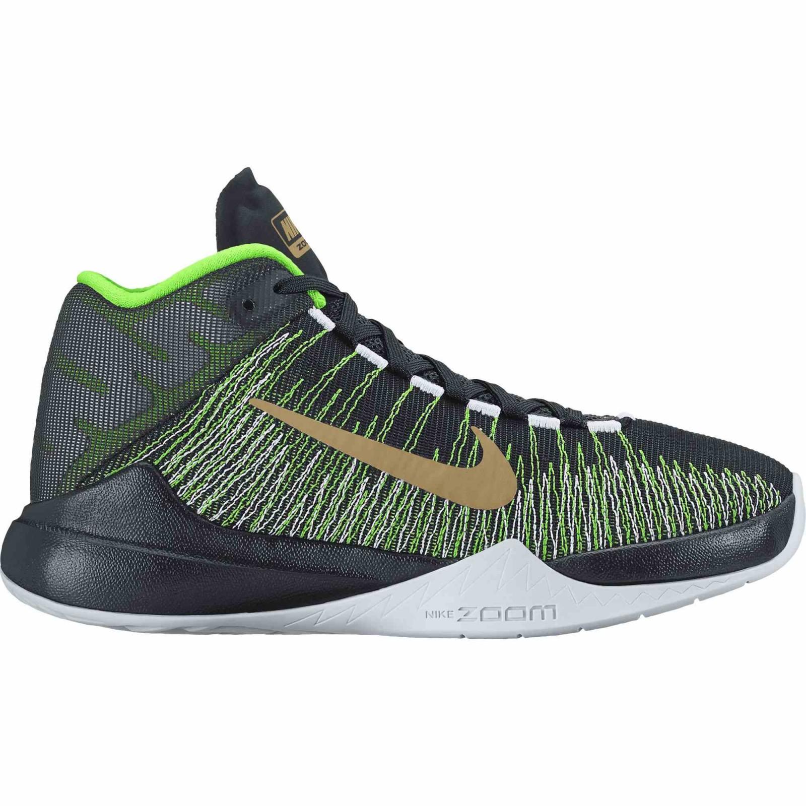 Pánské basketbalové boty Nike ZOOM ASCENTION  b12ae00b7f