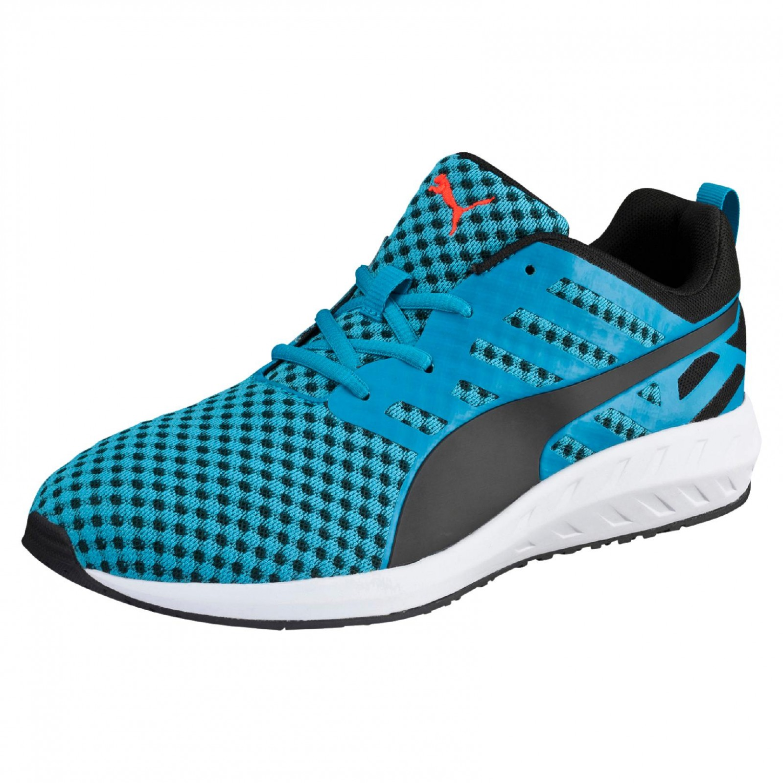 5bdc57fc5c8 Pánské běžecké boty Puma Flare atomic blue-black-white-
