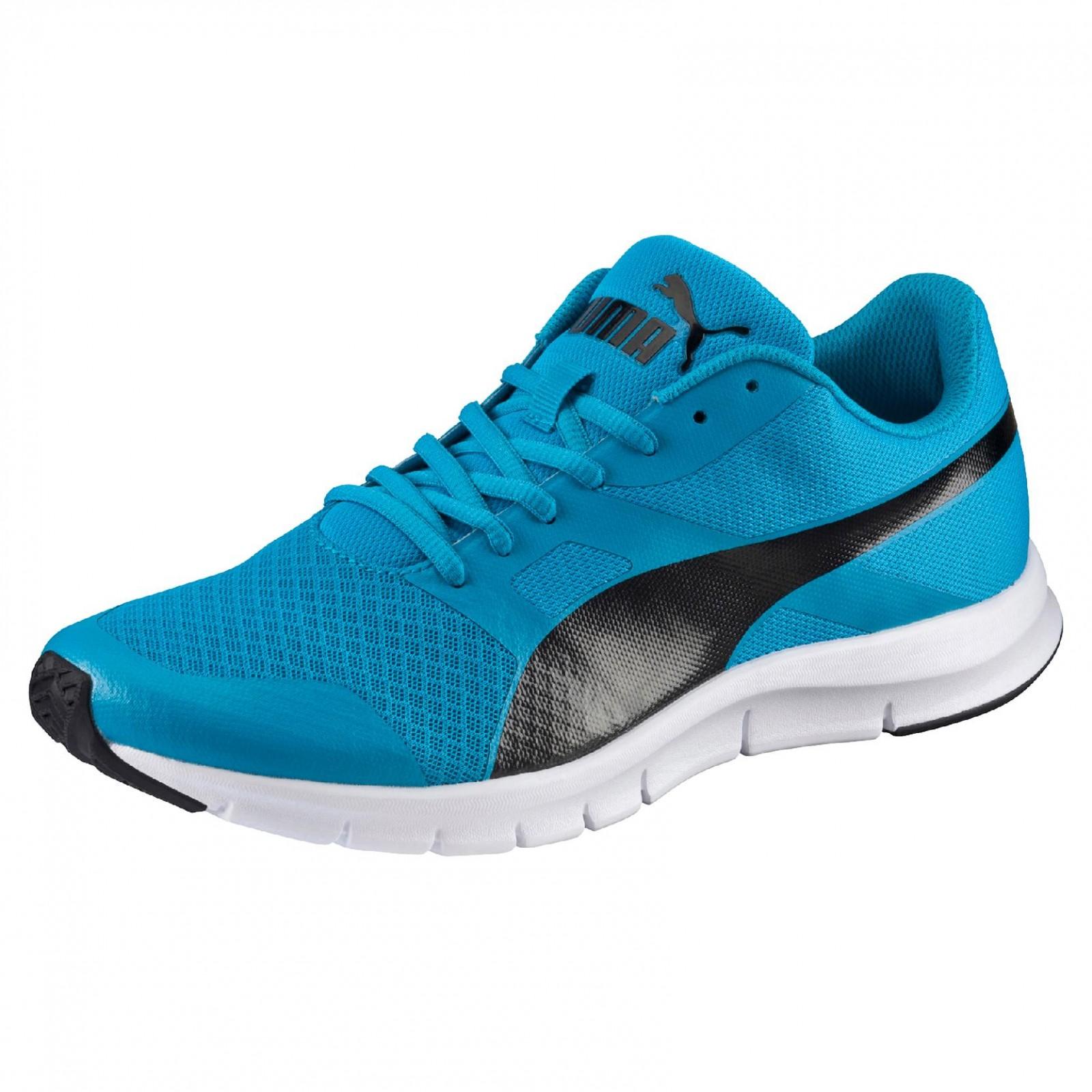 Pánské běžecké boty Puma Flexracer atomic blue-black  edaa6f369a