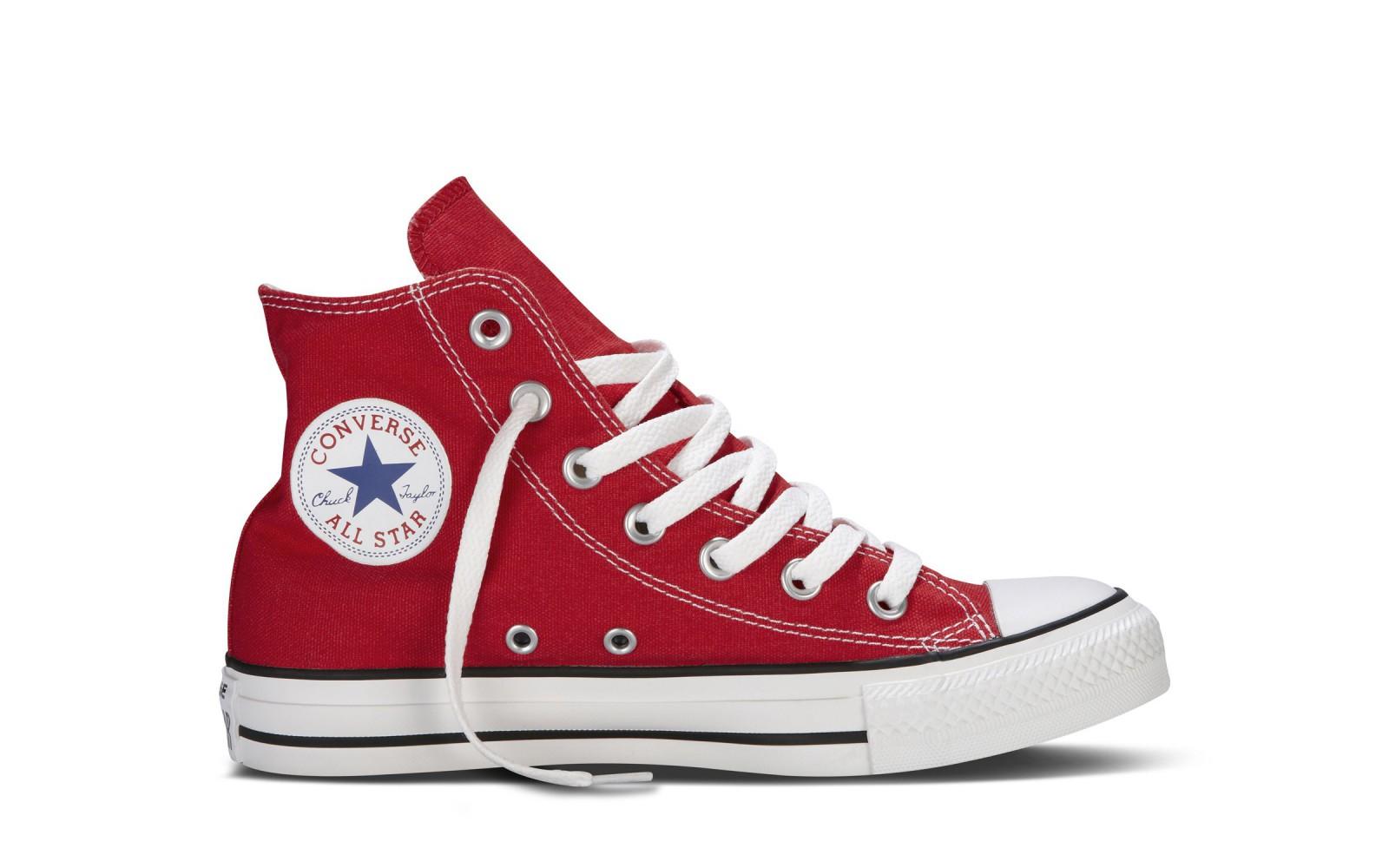 Pánské boty Converse Chuck Taylor All Star červené  ca30ee2ce8