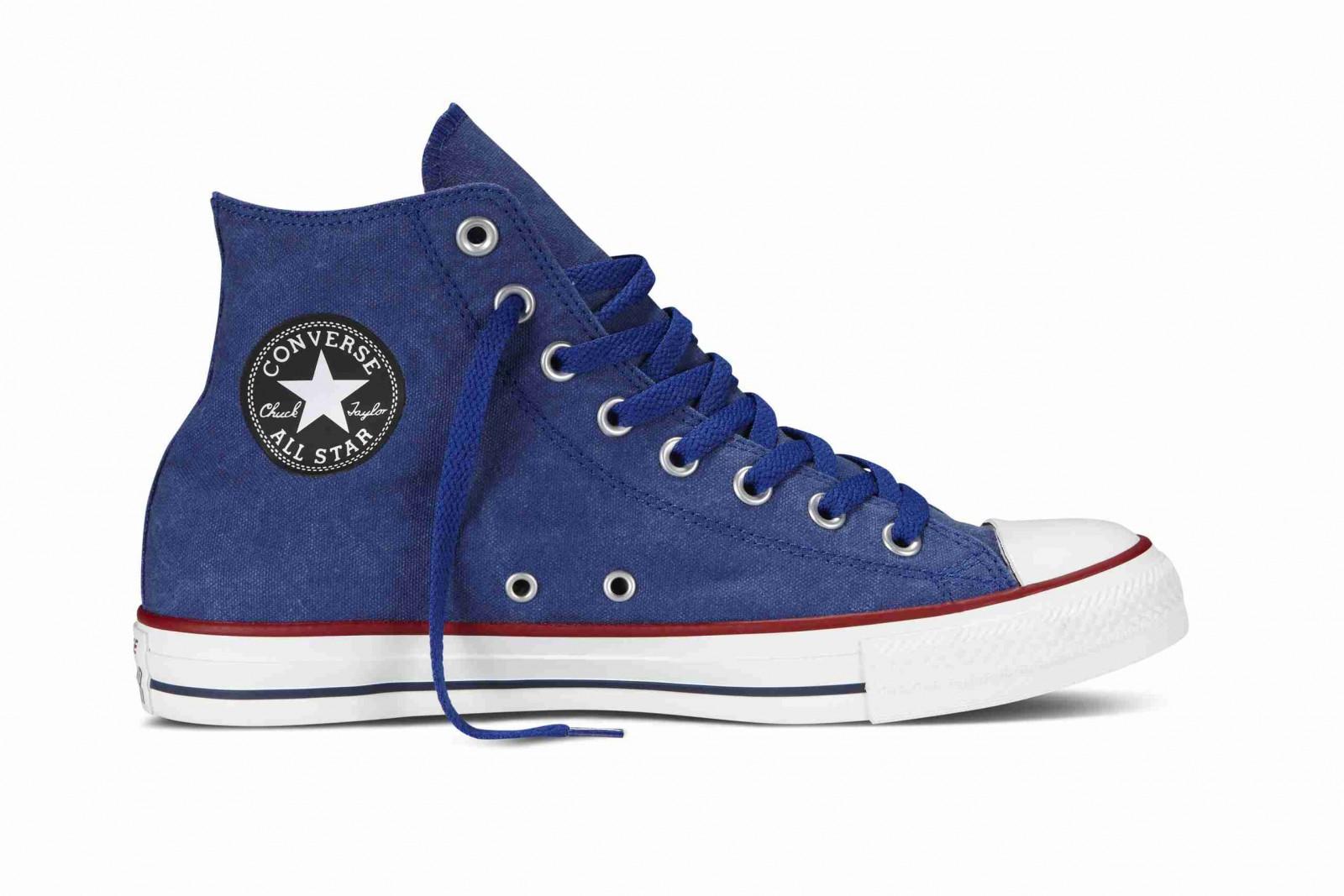 38ff517bd29 Pánské boty Converse Chuck Taylor All Star sytě modré