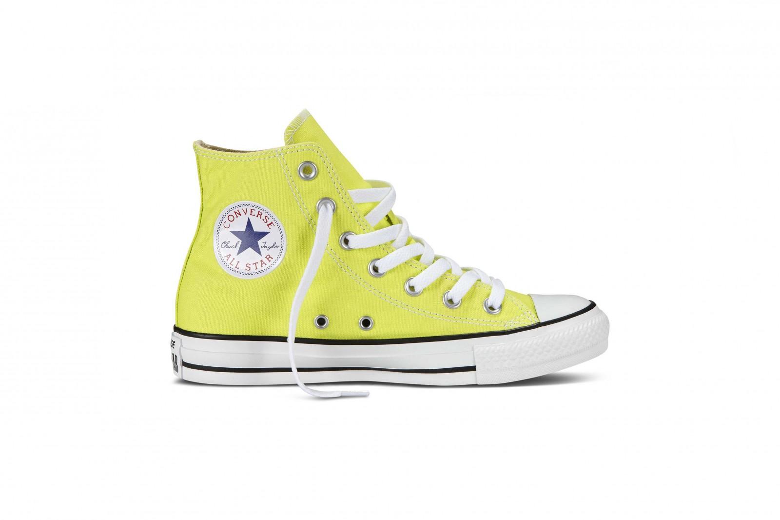 118c35ee747 Pánské boty Converse Chuck Taylor All Star žluté