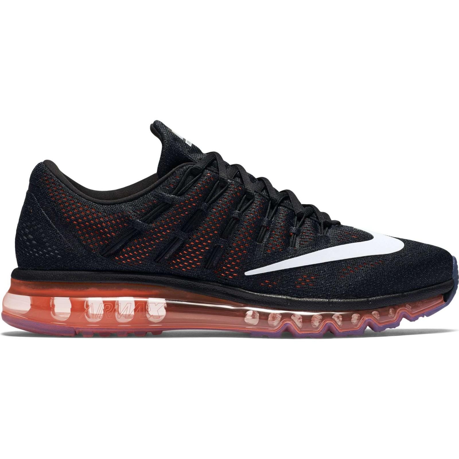 29b73018c56 Pánské boty Nike AIR MAX 2016 černé