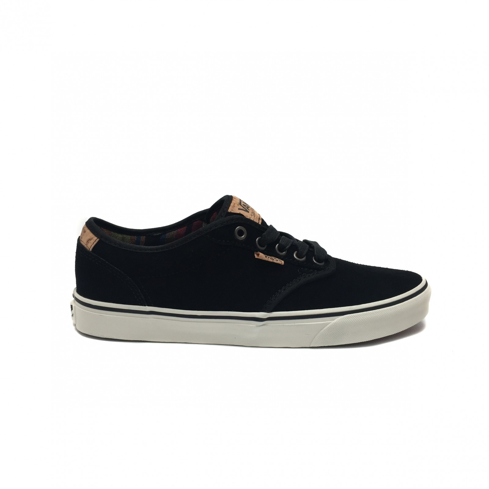 227c238b97640 Pánské boty Vans M Atwood Deluxe(Suede)Black