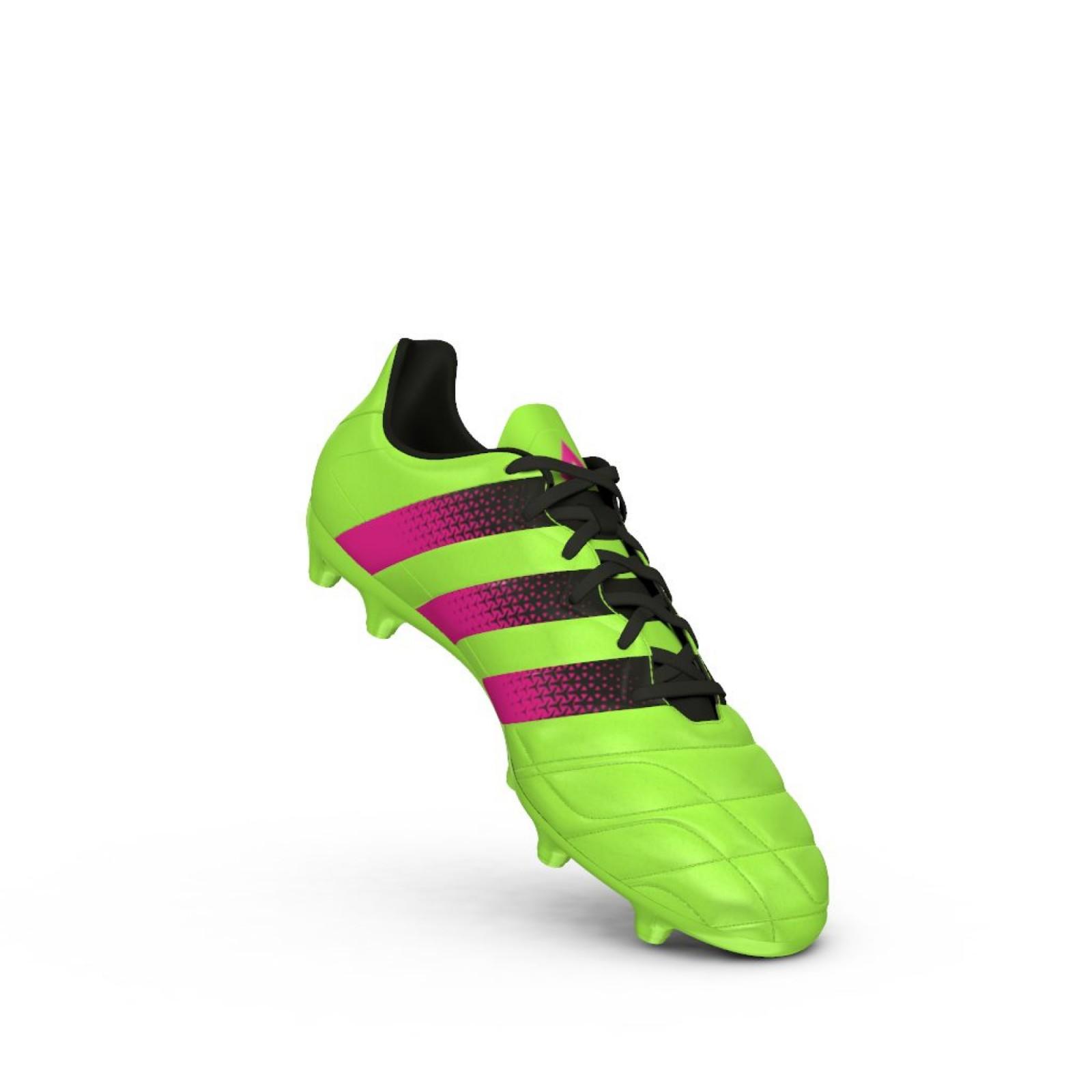 Pánské kopačky adidas ACE 16.3 FG AG Leather  e2b0256609