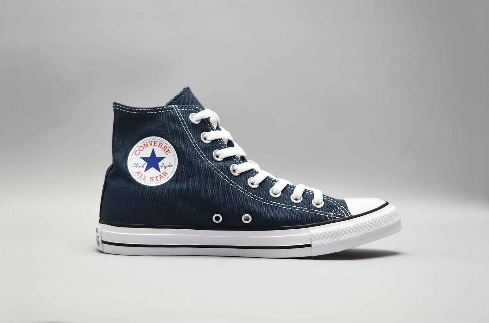 f396468fdaa Pánské kotníkové boty Converse Chuck Taylor All Star modré