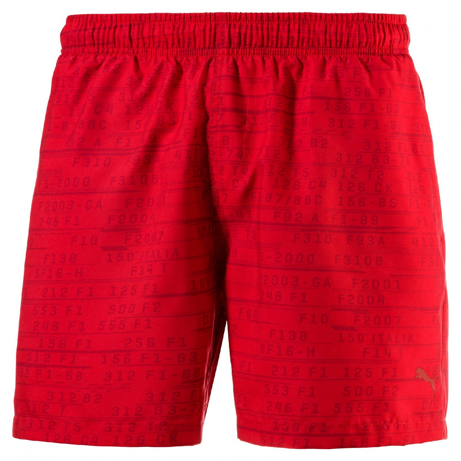 3cda4b15eb71 Pánské plavky Puma Ferrari Ferrari Swim Shorts Rosso Cors