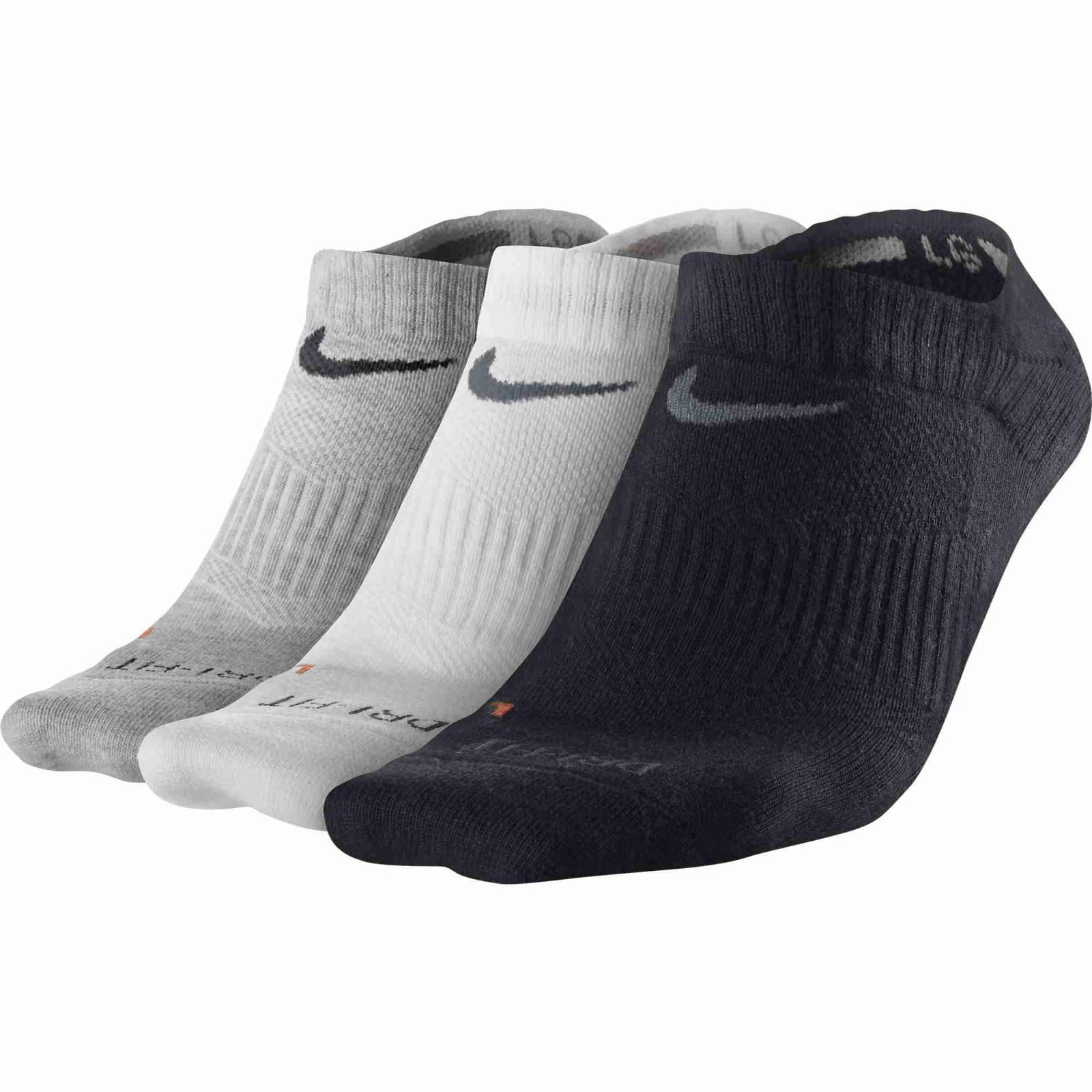 d369dba8eb0 Pánské ponožky Nike Dri-FIT Light 3 páry