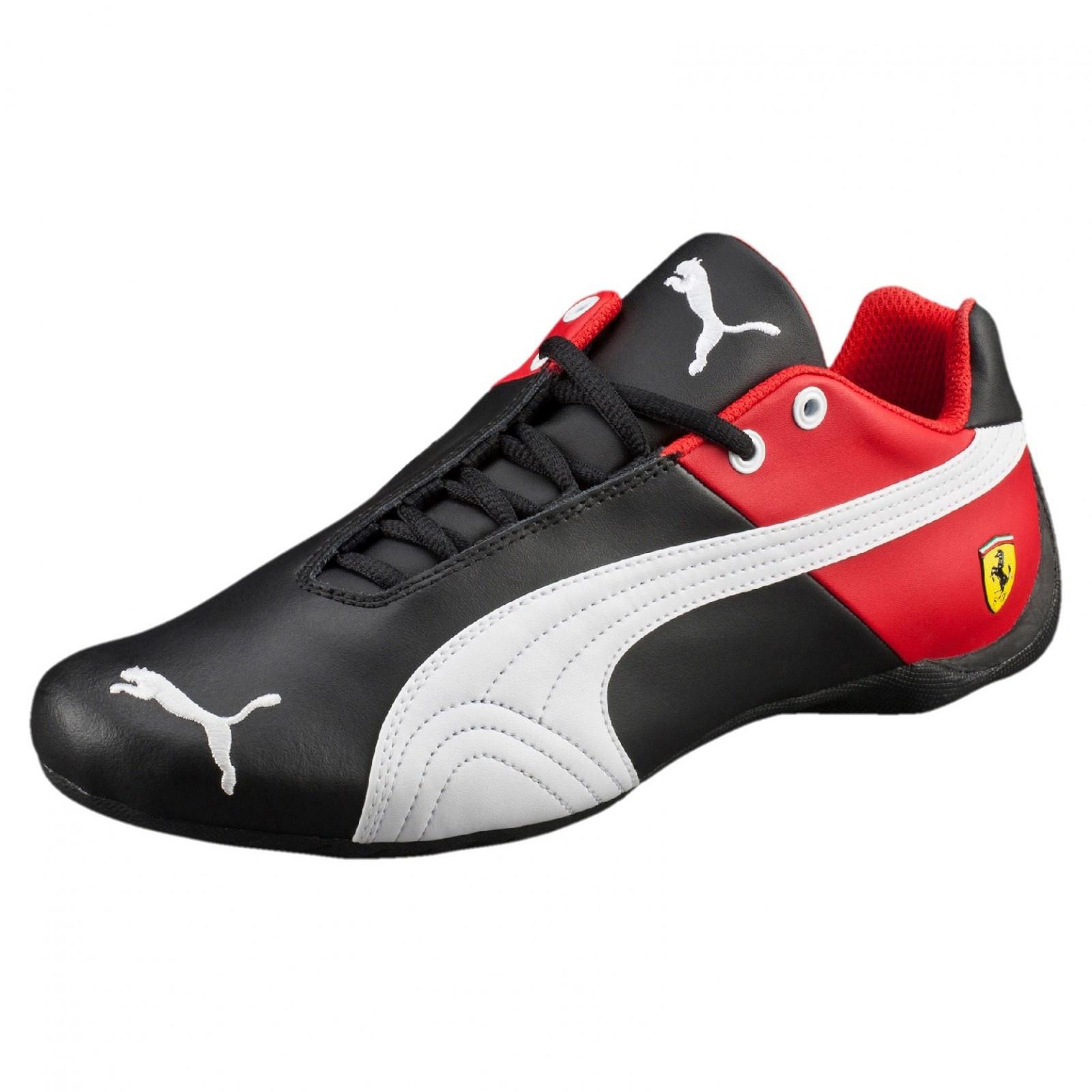 Pánské Tenisky Puma Ferrari Future Cat SF OG Puma Black-Pu  8974a2f33a6
