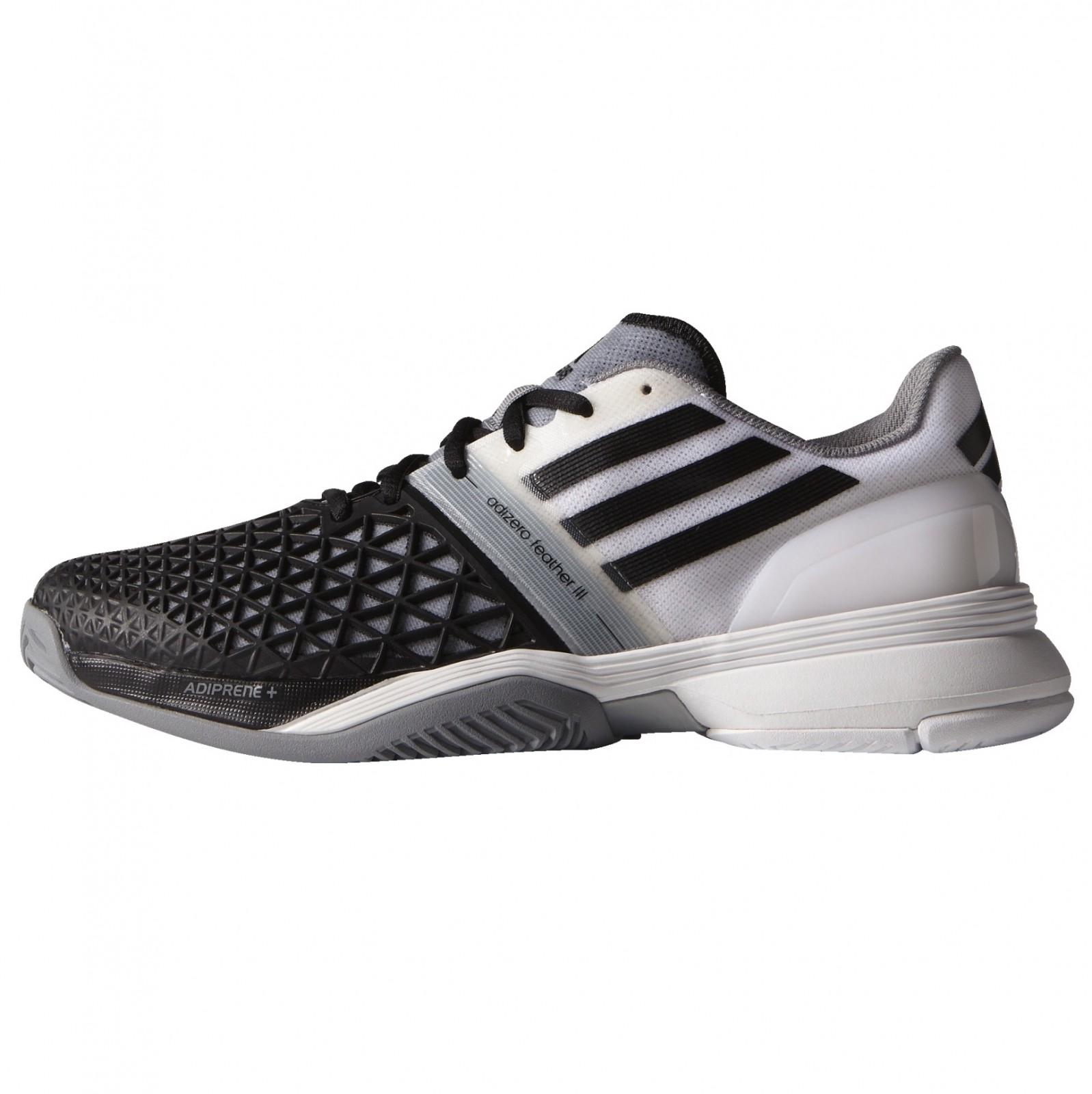 Pánské tenisové boty adidas CC adizero feather III  11566e0302