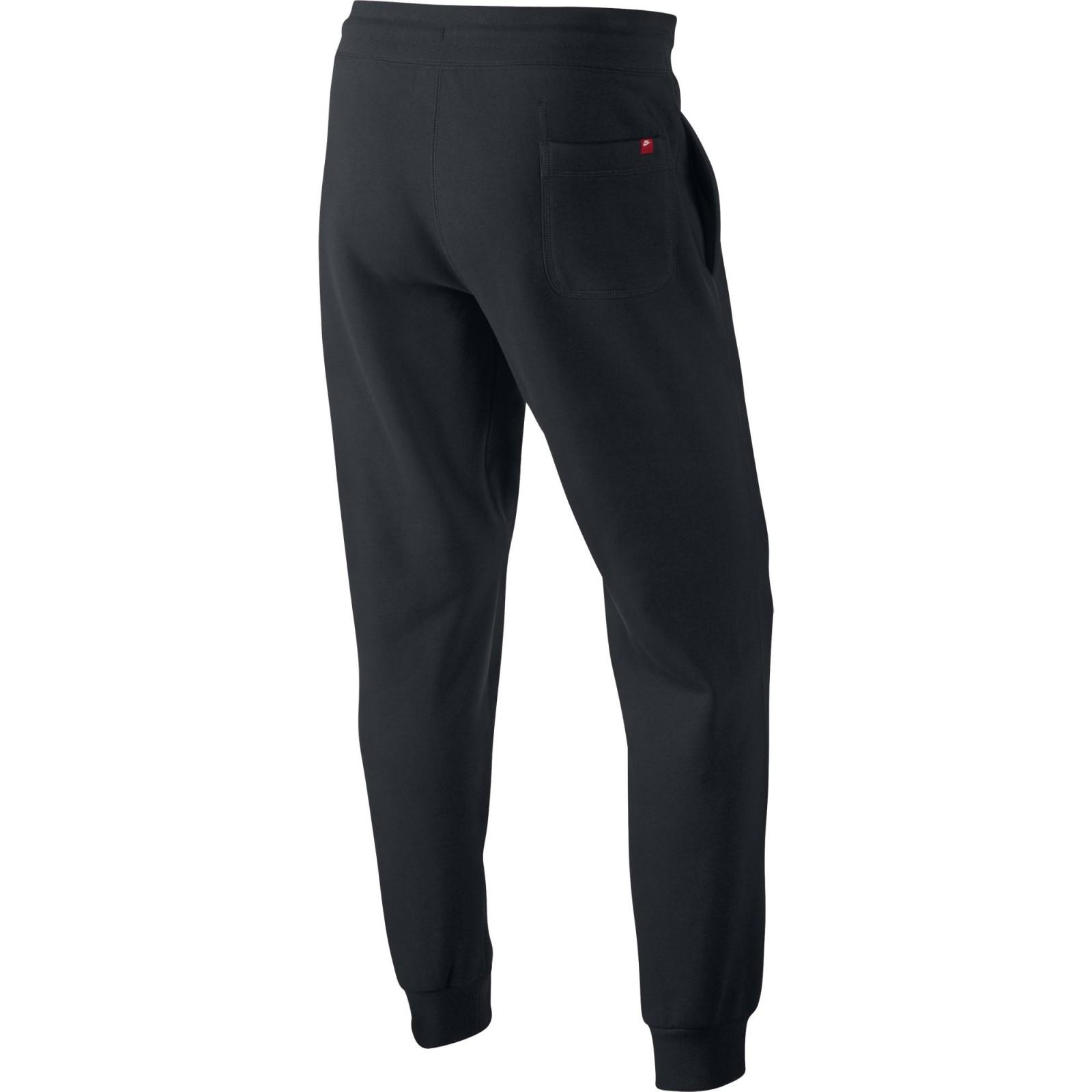 9b68efe6a54 Pánské tepláky Nike AW77 CUFF FLC PANT