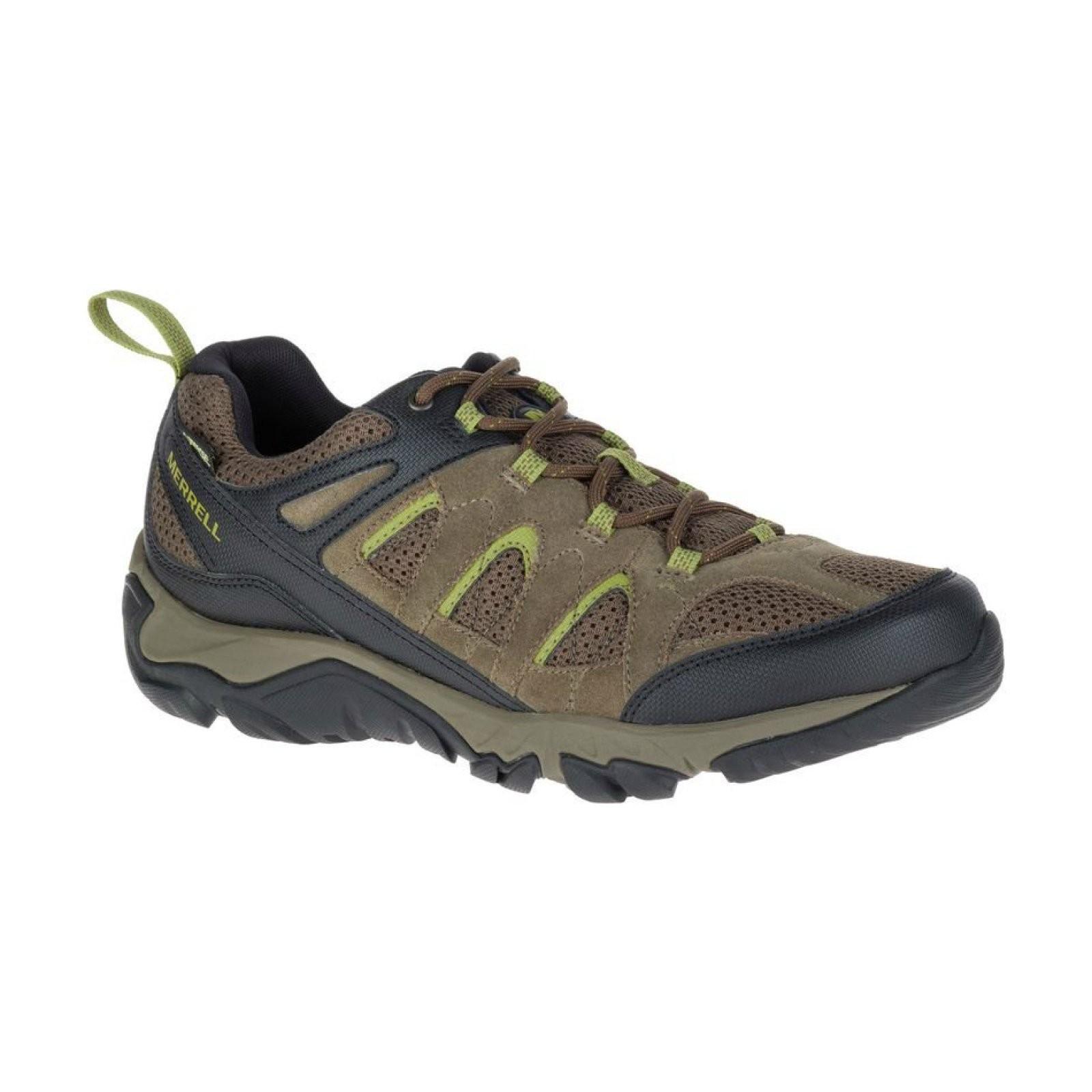 a4903137128 Pánské Treková obuv Boty Merrell OUTMOST VENT GTX