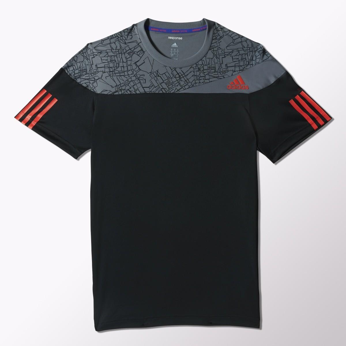 Pánské tričko adidas RESPONSE TEE  c933669f5a8