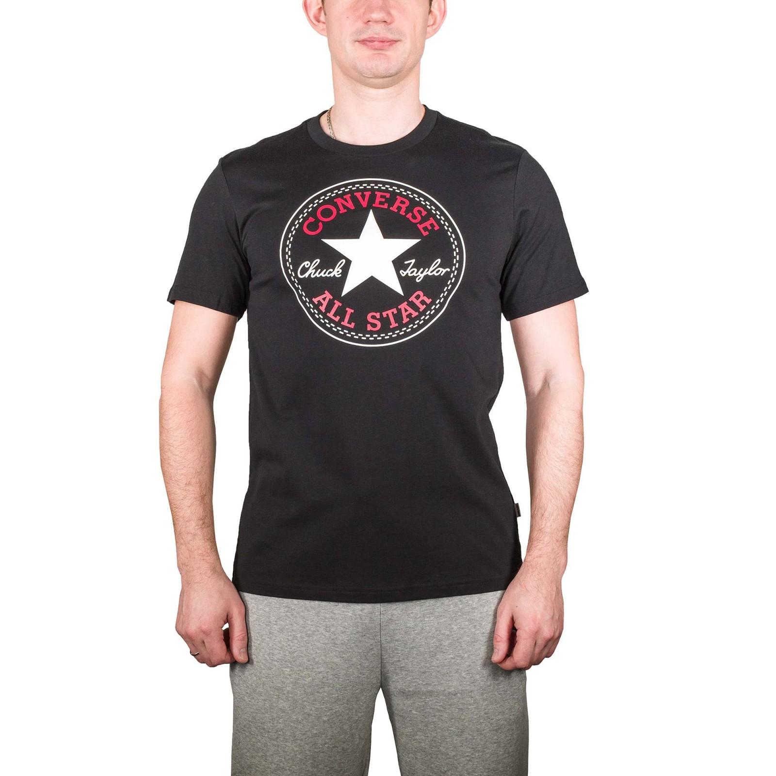 Pánské tričko Converse M Core Chuck Patch Tee  1777a5cec3