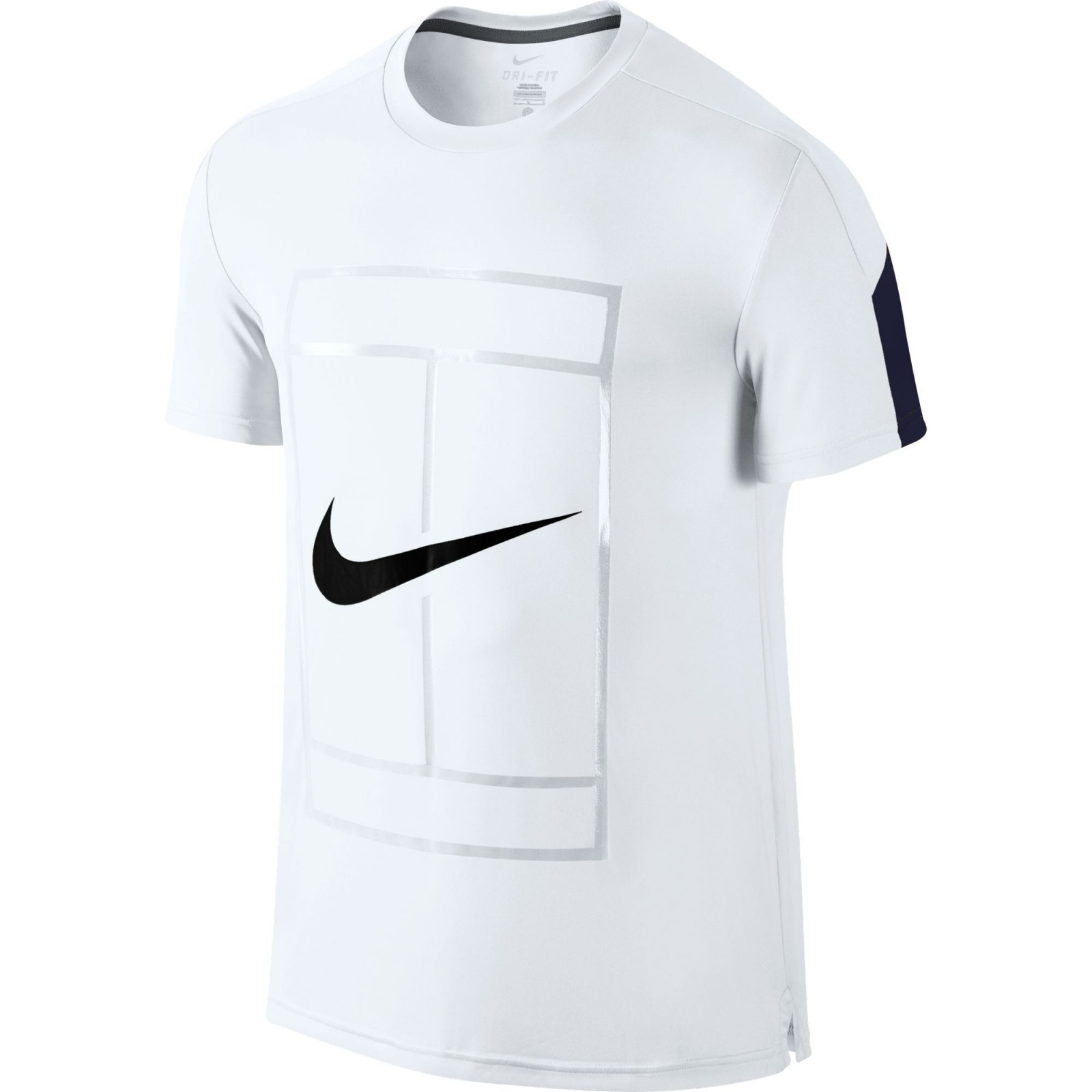 684a831dc558 Pánské tričko Nike COURT CREW GFX