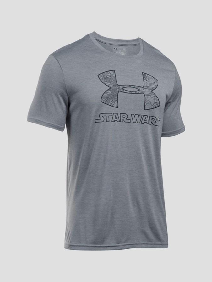 e925a456bcdd Pánské tričko Under Armour Star Wars SportStyle Fill