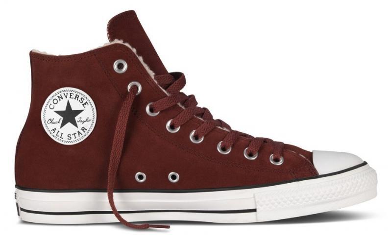 Pánské zateplené boty Converse Chuck Taylor All Star  3d10a5bbe0