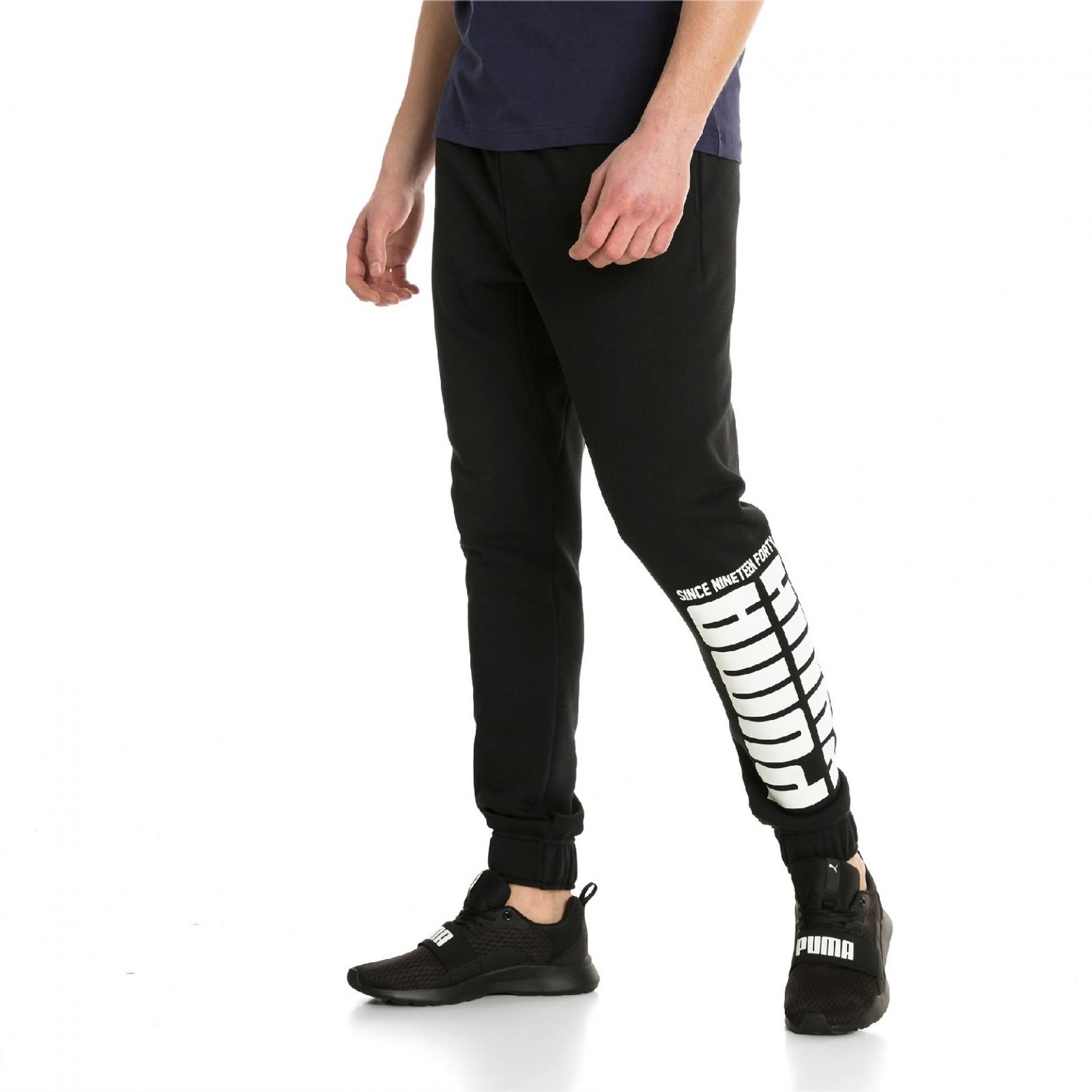 Rebel Bold Pants FL Cotton Bla  d4c3c1e2145
