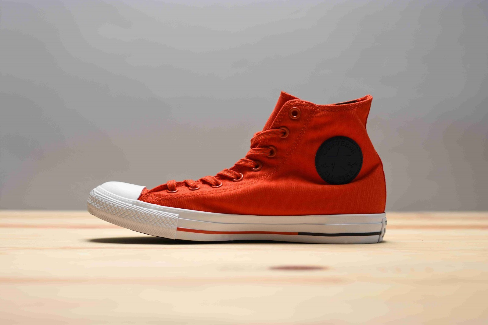 Unisex kotníkové boty Converse Chuck Taylor All Star červené  f881cd8cb4