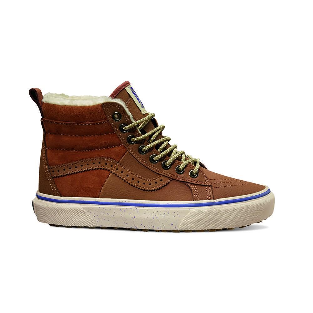 Unisex zimní boty Vans U SK8-Hi 46 MTE (Hana Baeman)  76fff3f9b0