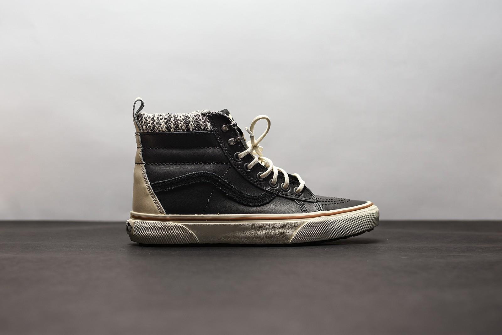 Unisex Zimní obuv Vans UA SK8-HI MTE (MTE) BLACK MARS  0f2cfd54a7