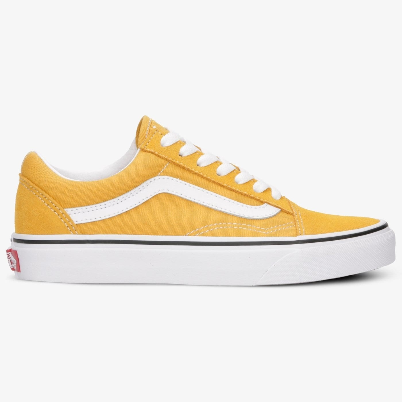 de91b09a57 Vans UA Old Skool YOLK YELLOW TRU