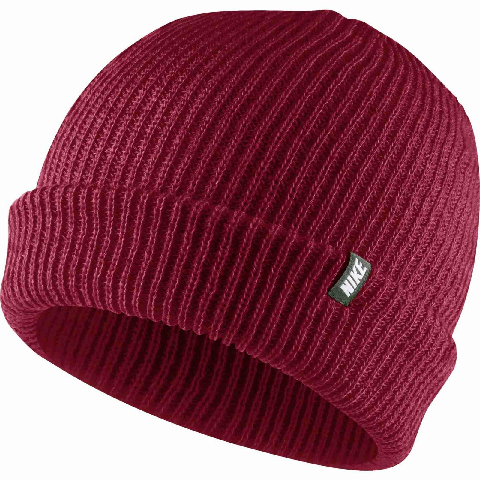 54042336c5e Zimní čepice Nike BEANIE-CORE BLUE